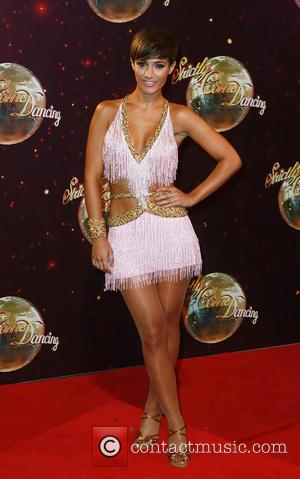 Frankie Bridge - Strictly Come Dancing Launch Night at Elstree Studios at Elstree Studios, Strictly Come Dancing - London, United...