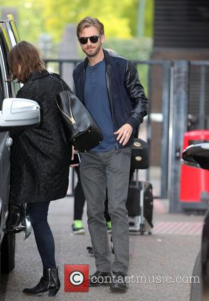 Dan Stevens - Dan Stevens outside the ITV studios - London, United Kingdom - Thursday 4th September 2014