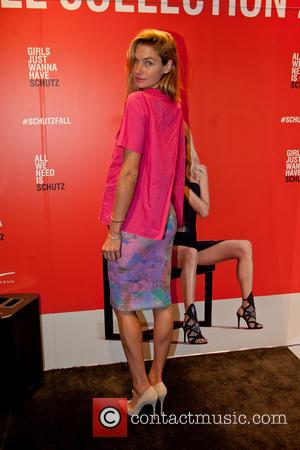 Jessica Hart - Alessandra Ambrosio hosted the New York Fashion Week event at Schutz, New York City, and many photographs...