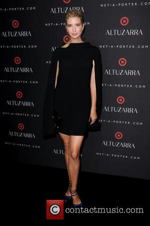 Ivanka Trump - 'Celebrities were photographed at the launch for the new 'Altuzarra' collection for Target in Manhattan, New York...