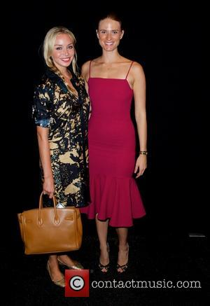 Charlotte Ronson and Julie Henderson