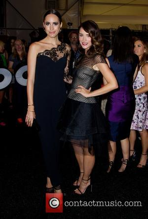 Louise Roe and Abigail Spencer