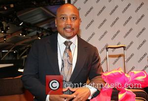 Daymond John - Daymond John launches Andiamo luxury luggage during Mercedes-Benz New York Fashion Week - New York, New York,...
