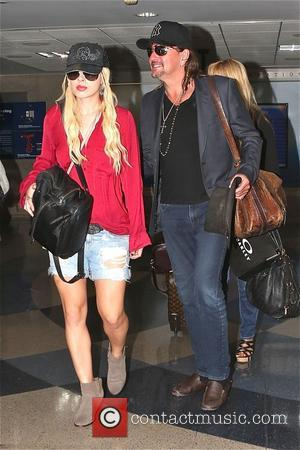 Richie Sambora and Orianthi Panagaris