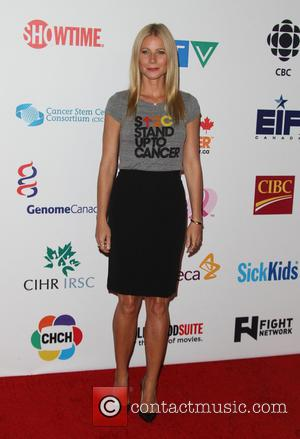 Gwyneth Paltrow - The 4th Biennial 'Stand Up To Cancer'...