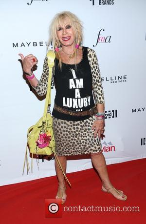 Betsey Johnson - The Daily Front Row presents the 2nd Annual Fashion Media Awards (FMAs) - Arrivals - New York...