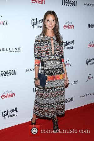 Christy Turlington - The Daily Front Row presents the 2nd Annual Fashion Media Awards (FMAs) - Arrivals - New York...