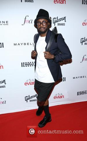 will.i.am - The Daily Front Row presents the 2nd Annual Fashion Media Awards (FMAs) - Arrivals - New York City,...