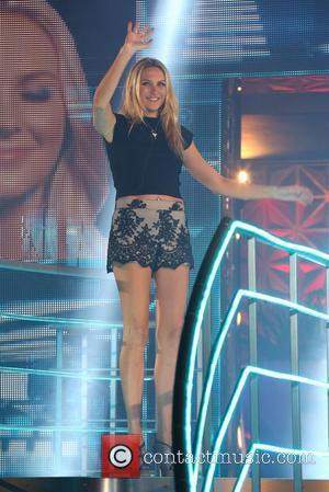 Stephanie Pratt - Celebrity Big Brother eviction - London, United Kingdom - Friday 5th September 2014