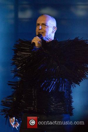 Neil Tennant and The Pet Shop Boys
