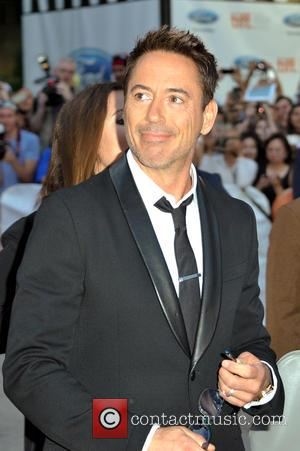 Robert Downey Jr. - Toronto International Film Festival (TIFF) - 'The Judge' - Premiere - London, United Kingdom - Friday...