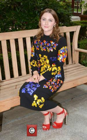 Saoirse Ronan - ISPCC luncheon 2014 at The Four Seasons Hotel - Arrivals - Dublin, Ireland - Friday 5th September...