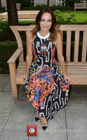 Sharon Corr - ISPCC luncheon 2014 at The Four Seasons Hotel - Arrivals - Dublin, Ireland - Friday 5th September...