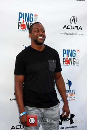 Jaleel White - Clayton Kershaw hosts the Ping Pong 4 Purpose Charity Event at Dodger Stadium on September 4, 2014...