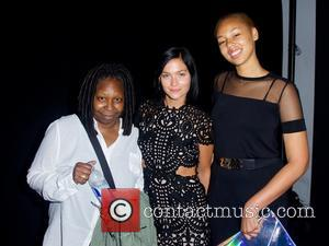 Whoopi Goldberg - Mercedes-Benz Fashion Week Spring 2015 at The Pavilion in Lincoln Center in New York City - Stella...