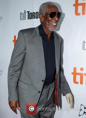 Morgan Freeman In Favour Of Pot Legalisation