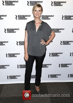 Cynthia Nixon - Meet and greet with Broadway's The Real Thing at the Roundabout Theatre Company - Arrivals. - New...