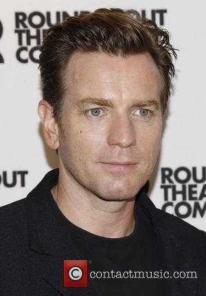 Ewan McGregor - Meet and greet with Broadway's The Real Thing at the Roundabout Theatre Company - Arrivals. - New...