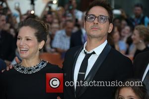 Robert Downey Jr., His Wife and Producer Susan Downey