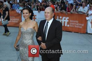 Robert Duvall and Luciana Pedraza