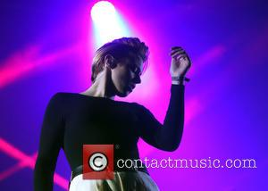 La Roux and Ellie Jackson - Bestival 2014 - Performances - Day 1 - La Roux - Isle Of Wight,...