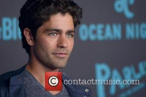 Adrian Grenier - Various celebrities were photographed on the Red Carpet, arriving at G-Star RAW and Pharrell Williams' 'RAW For...