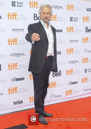 Michael Douglas - Toronto International Film Festival (TIFF) - 'The Reach' - Premiere - Toronto, Canada - Saturday 6th September...