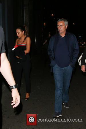 José Mourinho - One Direction's Niall Horan was photographed celebrating his 21st birthday with friends and colleges at Shoreditch House,...