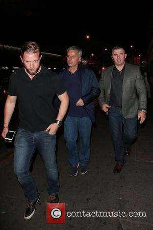 Niall Horan and José Mourinho