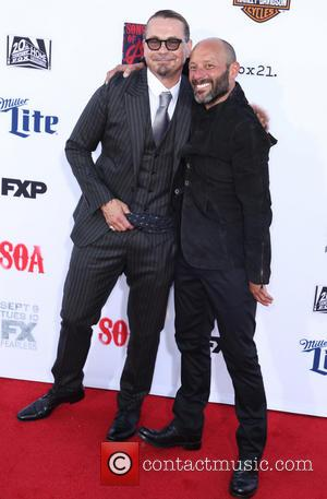 Kurt Sutter and Michael Ornstein