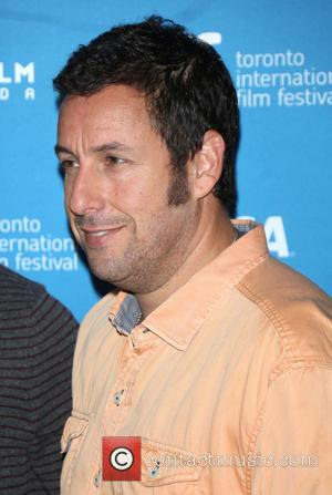 Adam Sandler Signs Film Deal With Netflix