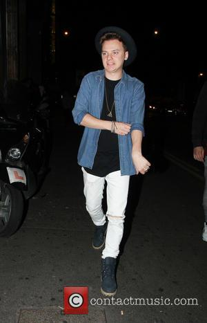 Conor Maynard - One Direction's Niall Horan was photographed celebrating his 21st birthday with friends and colleges at Shoreditch House,...