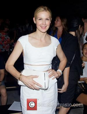 Kelly Rutherford - Mercedes-Benz New York Fashion Week Spring 2015 - Son Jung Wan - New York City, New York,...