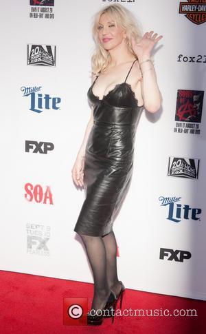 Courtney Love Signs Up For Opera