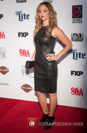 Drea De Matteo - Ahead of the premiere for FX's seventh and final series of 'Sons of Anarchy', the stars...
