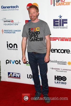 Jesse Tyler Ferguson - Hollywood Unites For The 4th Biennial Stand Up To Cancer - Hollywood, California, United States -...