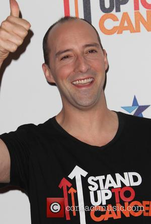 Tony Hale - Hollywood Unites For The 4th Biennial Stand Up To Cancer - Hollywood, California, United States - Saturday...