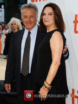 DUSTIN HOFFMAN and Lisa Hoffman - Toronto International Film Festival (TIFF) - 'Boychoir' - Premiere - Toronto, Canada - Saturday...