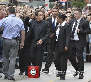 Ben Stiller - Toronto International Film Festival (TIFF) - 'While We're Young' - Premiere - Toronto, Canada - Saturday 6th...