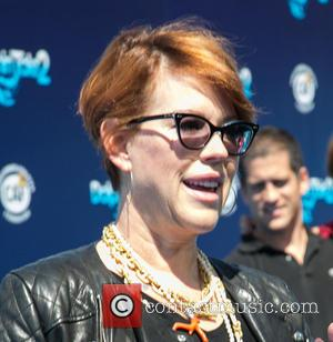 Molly Ringwald - 'Dolphin Tale 2'  world premiere at Regency Village Theater in Los Angeles - Arrivals - Los...