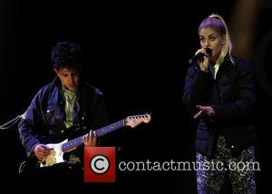 London Grammar, Hannah Reid and Dan Rothman