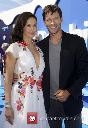 Ashley Judd and Harry Connick Jr.