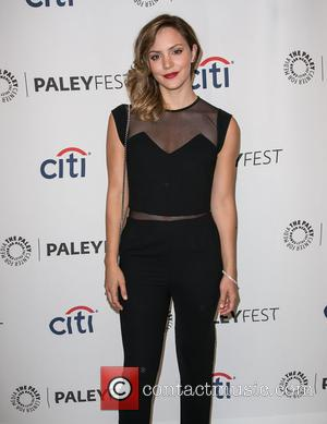 Katharine McPhee - 2014 PALEYFEST CBS preview panel featuring 'Scorpion' at The Paley Center for Media - Arrivals - Los...