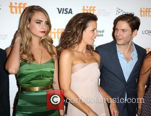 Cara Delevingne, Kate Beckinsale and Daniel Bruhl