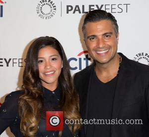 Gina Rodriguez and Jaime Camil