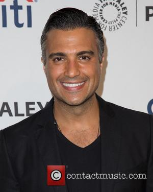 Jaime Camil - Celebrities attend the The CW | PaleyFest Fall TV Preview Panel featuring The Flash & Jane The...