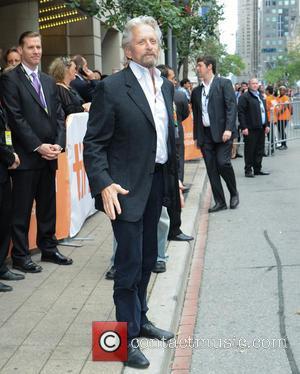 Michael Douglas - Toronto International Film Festival (TIFF) - 'The Reach' - Premiere - Toronto, Canada - Sunday 7th September...