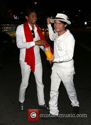 B Howard and Corey Feldman