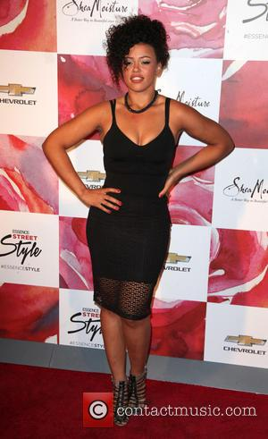 Elle Varner - Essence Magazine holds its first-ever Street Style Award Block Party - Arrivals - Brooklyn, New York, United...