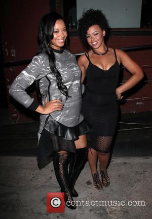 Vanessa Simmons and Elle Varner